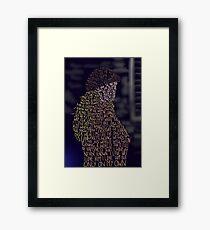 Les Miserables- On My Own Framed Print