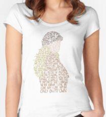Camiseta entallada de cuello redondo Les Miserables- Por mi cuenta