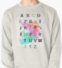Typography Pullover
