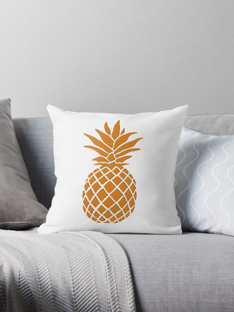 Orange Pineapple by Amy Hall