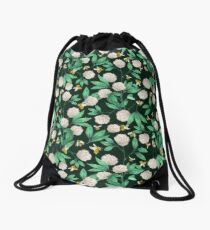 Clover Drawstring Bag