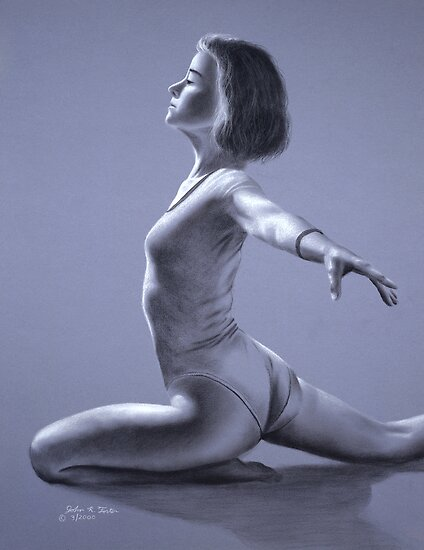 Dancer Study by imager1