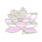 Lotus Flower by Amanda Latchmore