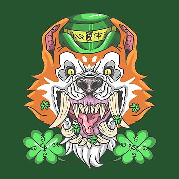 Lucky by blackvultureink