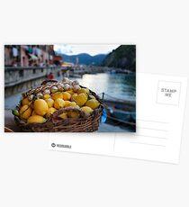 Fruit of Cinque Terre Postcards