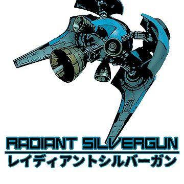Radiant Silvergun 01 by martina1982