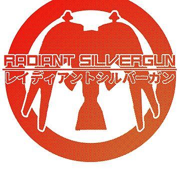 Radiant Silvergun 02 by martina1982