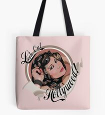 Look Out Hollywood Tote Bag