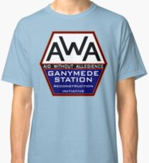 Aid Without Allegience Classic T-Shirt