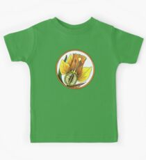 DAFFODIL CROSS SECTION Kids Tee