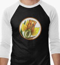 DAFFODIL CROSS SECTION Men's Baseball ¾ T-Shirt