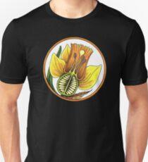 DAFFODIL CROSS SECTION Unisex T-Shirt