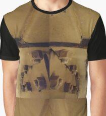 Building, Technopunk, Steampunk, Cyberpunk Graphic T-Shirt
