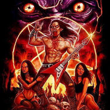 Heavy Metal Hell by samRAW08