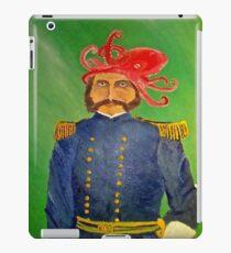 Captain Octopus iPad Case/Skin