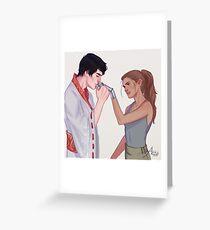 Kai & Cinder Grußkarte
