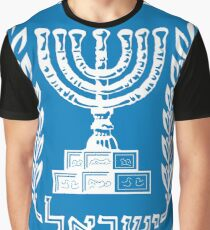 Israel Graphic T-Shirt
