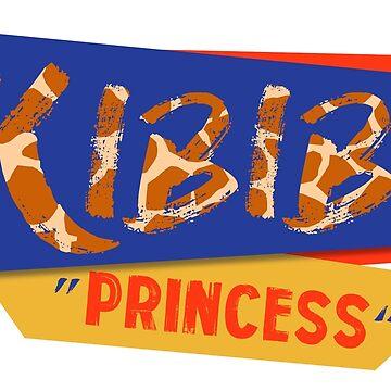 Festival of the Lion King - Animal Kingdom - Kibibi (Princess) by luffans