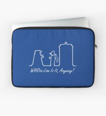 WHOse Line Is It, Anyway? Laptop Sleeve