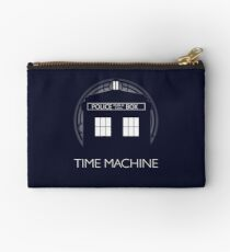 TIME MACHINE Studio Pouch