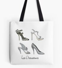 Les Chaussures Tote Bag