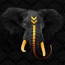 Elephant King by Felipe Navega