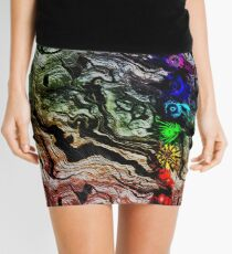 Yoga Chakra Pants Mini Skirt