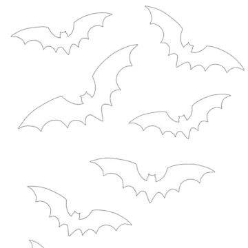 Bats by pinkbloodshop