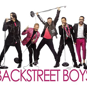 Backstreet Boys by PookieDear