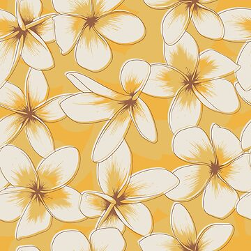Yellow  Frangipani by deepfuze