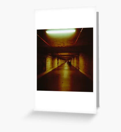 Deathless Greeting Card