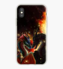 Wings of Fire - Glorybringer iPhone Case