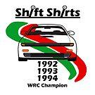 Shift Shirts Japan Arrives - WRC by ShiftShirts