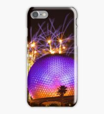 Epcot IllumiNations iPhone Case/Skin