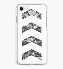 Liam's Chevrons iPhone Case/Skin