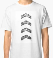 Liam's Chevrons Classic T-Shirt