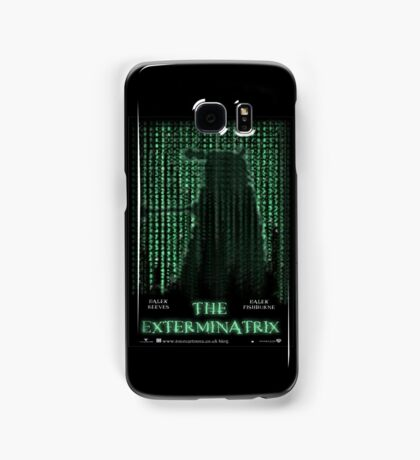 THE EXTERMINATRIX Samsung Galaxy Case/Skin