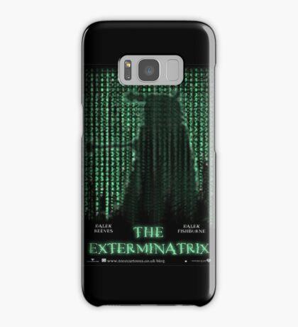 THE EXTERMINATRIX Samsung Galaxy Case/Skin