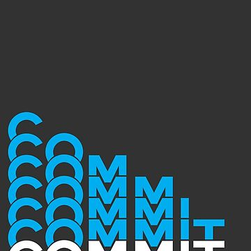 Commit by SasquatchBear