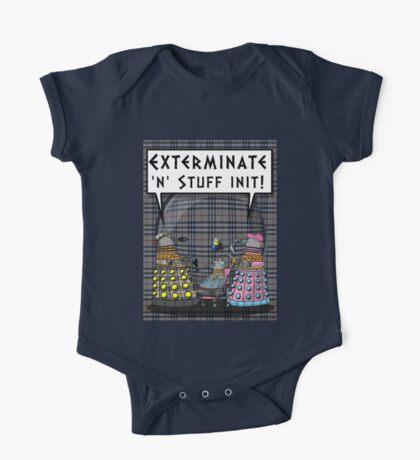 Chav Daleks Kids Clothes