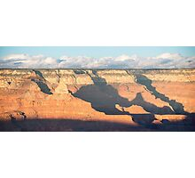 Splash of Orange – Grand Canyon National Park, Arizona Photographic Print
