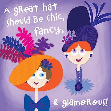 Great Hats by ladymissneptune