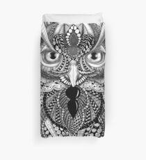 Ornate Owl Duvet Cover