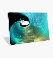 Cosmic Wave Laptop Skin