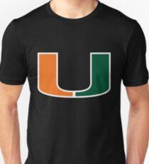 Miami Hurricanes Unisex T-Shirt