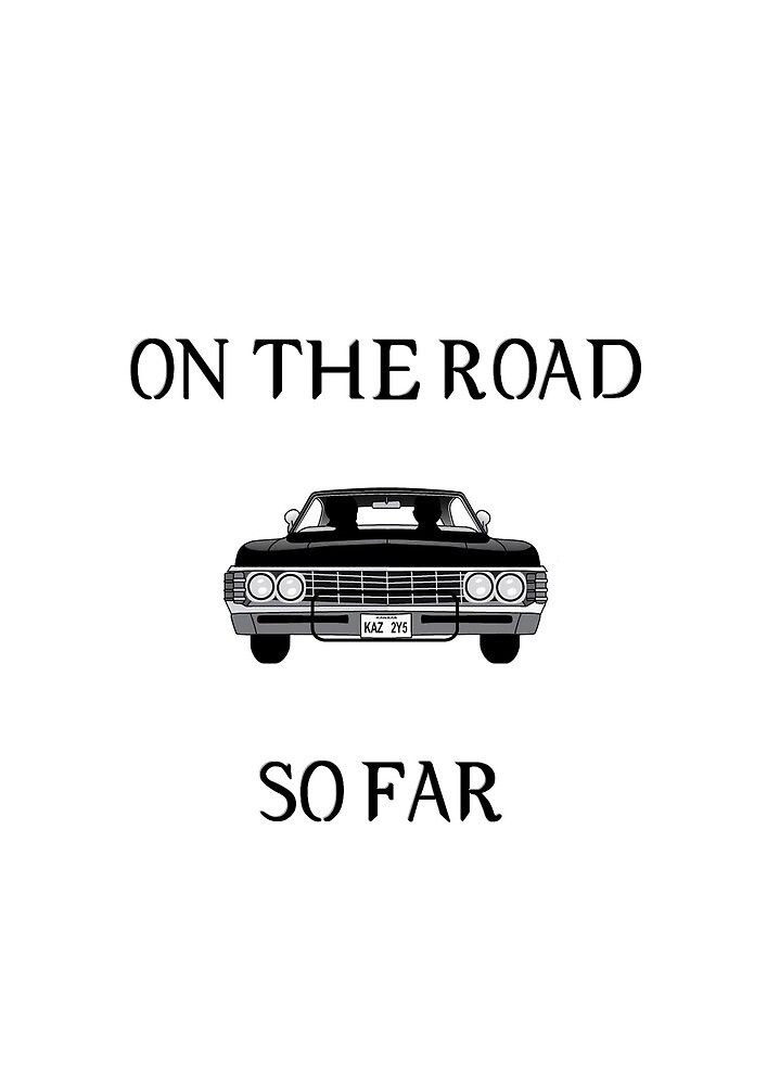 On the road so far by Mishaddict