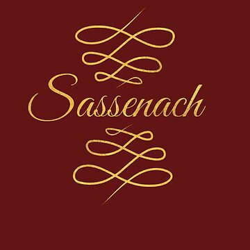 Sassenach in gold by Sassenach616