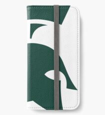 Michigan State Spartans iPhone Wallet/Case/Skin
