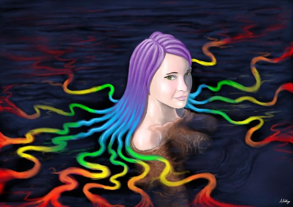 Chakra Water by Shaun Schellings