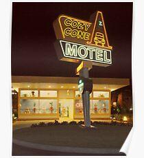 Cozy Cone Motel Poster
